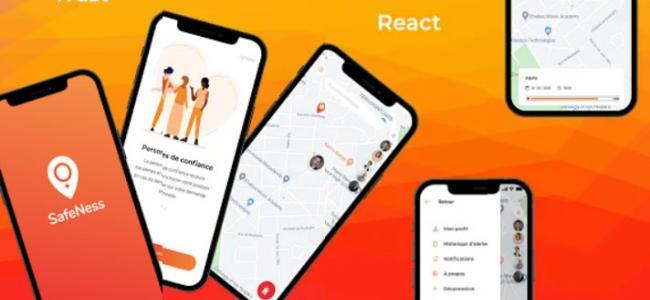 SafeNess app
