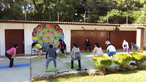 yoga en La Serena